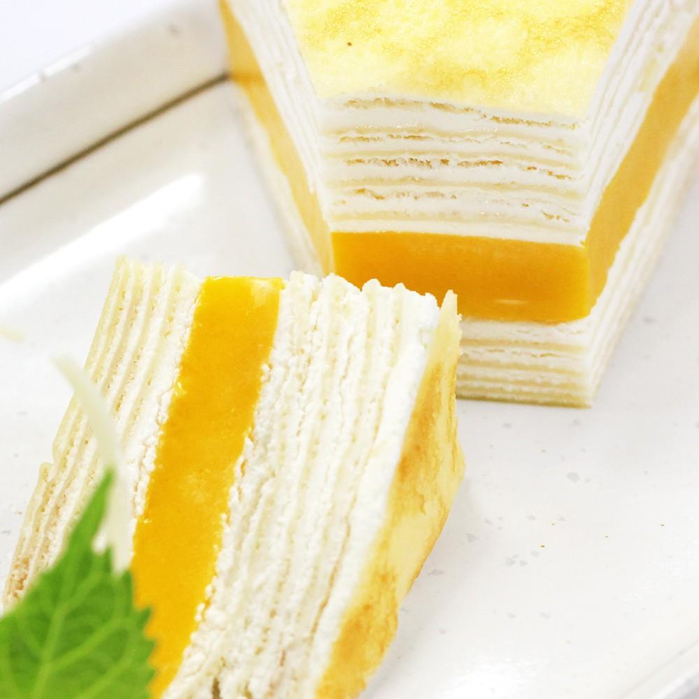 【塔吉特】芒果奶凍千層(8吋)免運