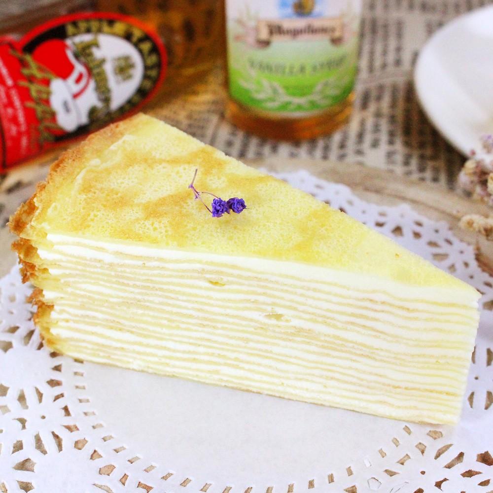 【塔吉特】法式牛奶千層(8吋)