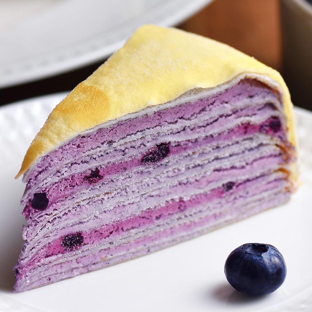 【塔吉特】藍莓甜心千層(8吋)免運