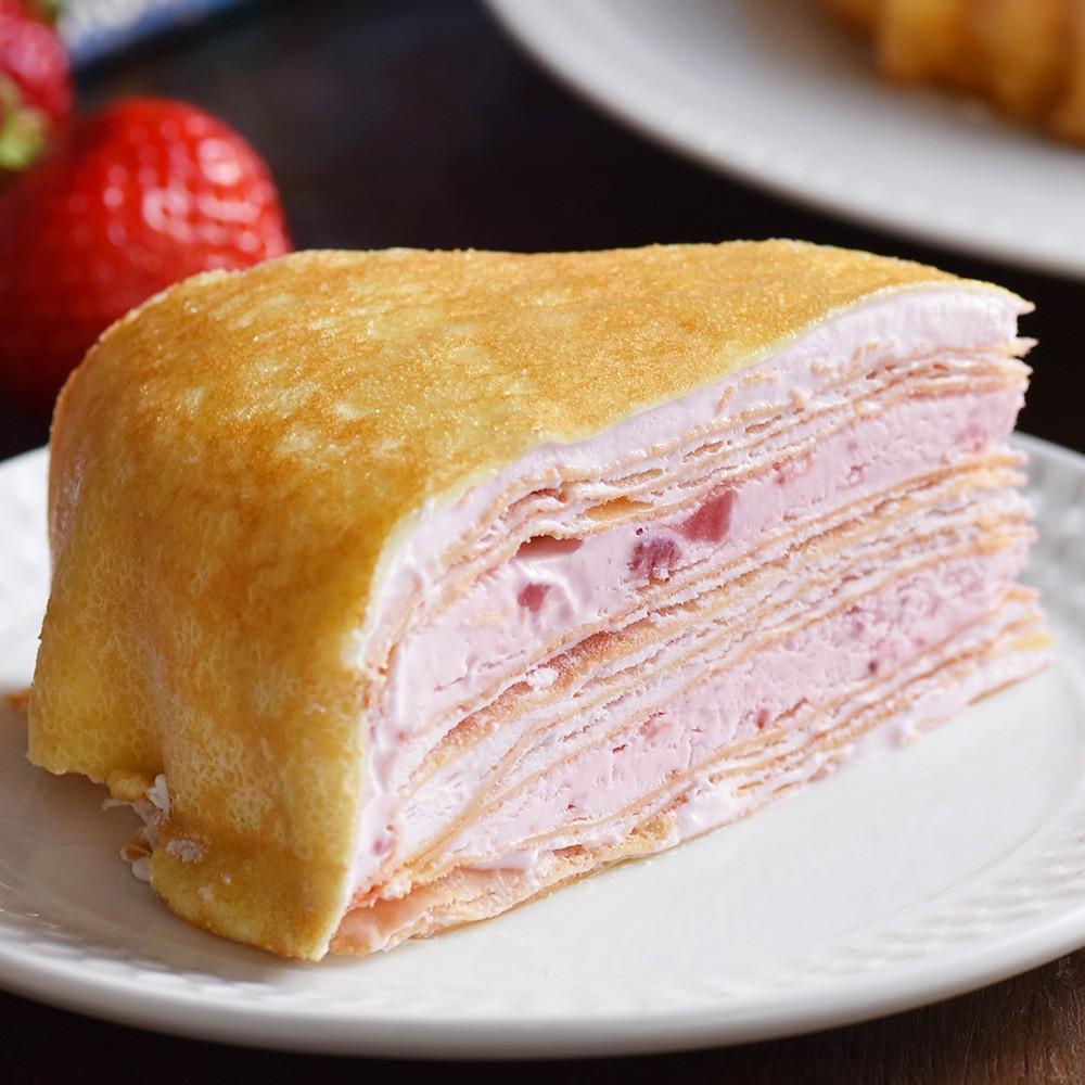 【塔吉特】草莓甜心千層(8吋)免運