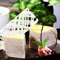 【塔吉特】鮮奶純芋千層(8吋)